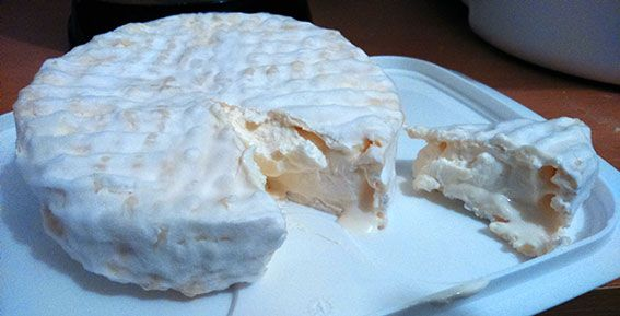 camembert coulant de James
