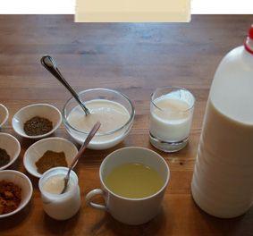 laits fermentés