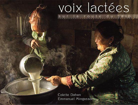 voix lactées - Colette Dahan et Emmanuel Mingasson