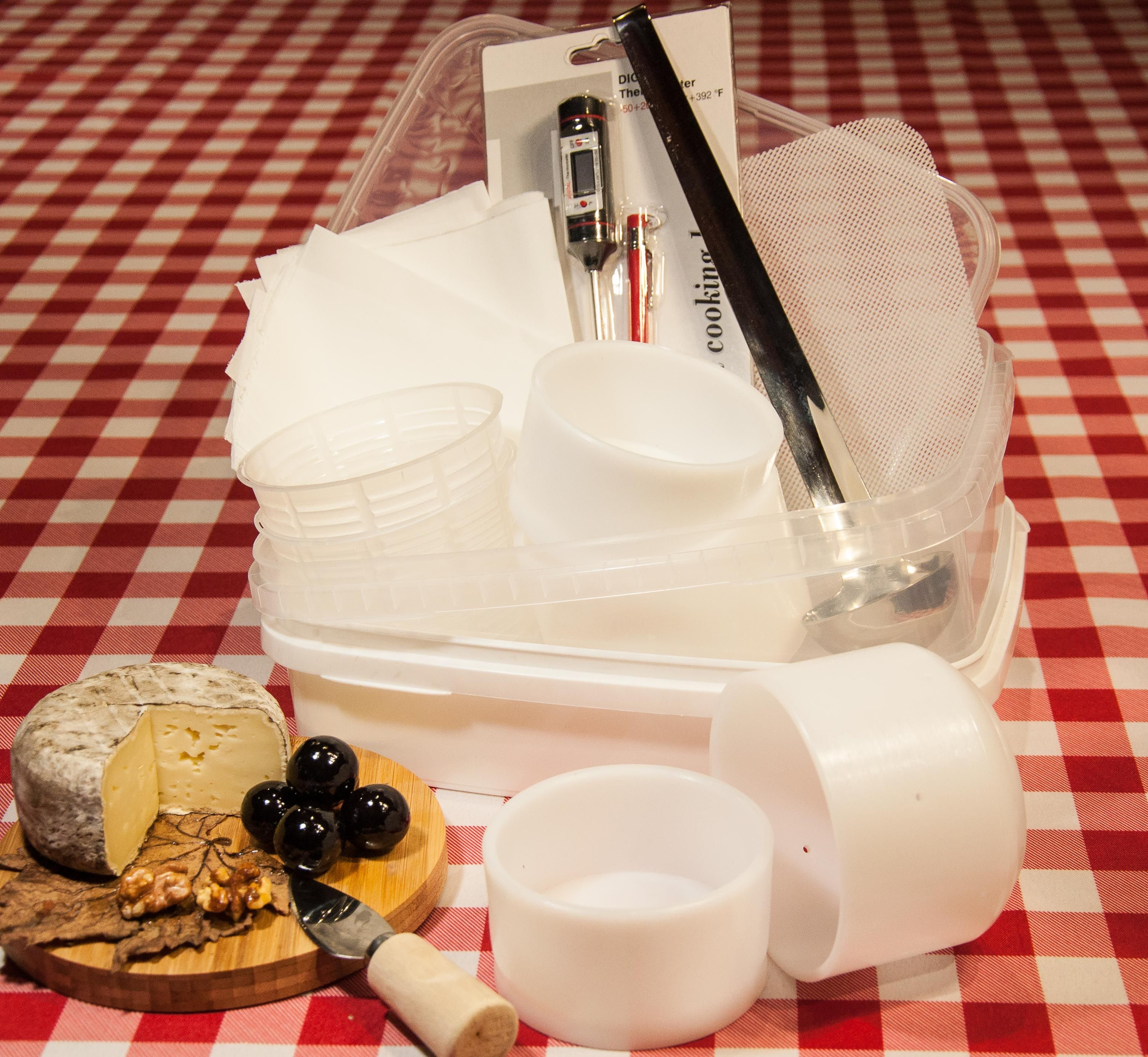 kit fromager tommettes
